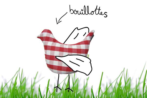 Nos Bouillottes